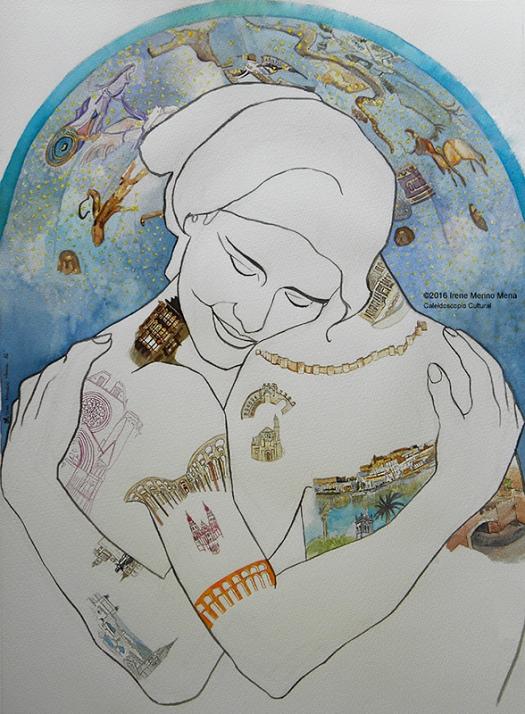 Memoria sobre la piel, ©2016 Irene Merino Mena. Todos los derechos reservados, obra registrada bajo licencia Creative Commons Attribution-NonCommercial-NoDerivatives 4.0 en Safe Creative.
