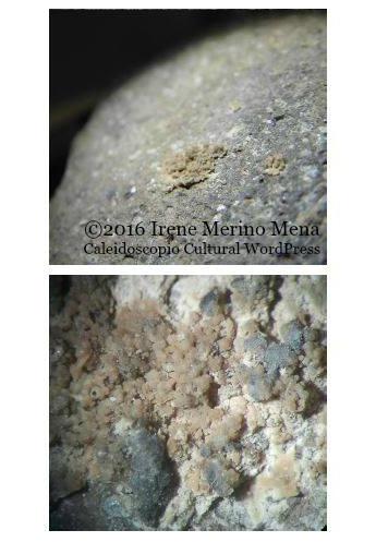 Análisis petrográfico en conservación-restauración de material arqueológico. ©2016 Irene Merino Mena
